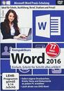 Word 2016 Kompaktkurs (PC)