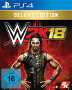WWE 2K18 Deluxe Edition (PlayStation 4)