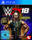 WWE 2K18 - WrestleMania Edition (PlayStation 4)