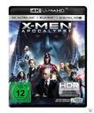 X-Men: Apocalypse - 2 Disc Bluray (4K Ultra HD BLU-RAY + BLU-RAY)