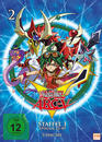 Yu-Gi-Oh! ARC-V - Staffel 1.2 - Episode 25-49 DVD-Box (DVD)
