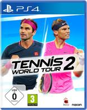 Tennis World Tour 2 (PlayStation 4)