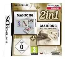2 in 1: Mahjong 1 + 2 (Nintendo DS) für 29,96 Euro