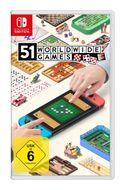 51 Worldwide Games (Nintendo Switch) für 37,46 Euro