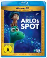Arlo & Spot (BLU-RAY 3D/2D) für 23,96 Euro