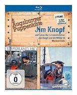 Augsburger Puppenkiste - Jim Knopf und Lukas der Lokomotivführer / Jim Knopf und die Wilde 13 Remastered (BLU-RAY) für 18,96 Euro