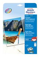 Avery Zweckform 2569 Superior Inkjet Fotopapier DIN A4 hochglänzend 200g/m² 25 Blatt für 16,96 Euro
