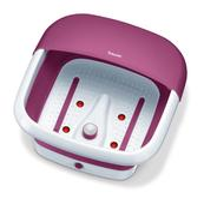Beurer FB 30 Fußbad mit Faltfunktion 3 Funktionen Infrarot-Lichtpunkte für 46,96 Euro