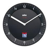 Braun 66012 BNC 006 Funkwanduhr LCD-Sekunden-Anzeige leises Laufwerk für 49,46 Euro