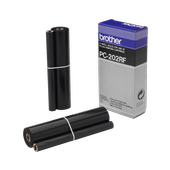 Brother PC-202 RF Thermotransfer Farbband 2er Pack für 49,96 Euro