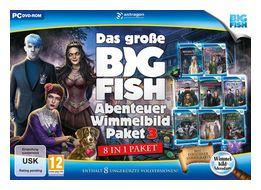 Das große Big Fish Abenteuer Wimmelbild-Paket 3 (PC) für 17,46 Euro