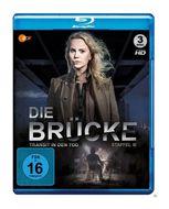 Die Brücke - Transit in den Tod - Staffel 3 BLU-RAY Box (BLU-RAY) für 17,96 Euro