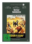 Die fünf Geächteten Mediabook (BLU-RAY) für 20,46 Euro