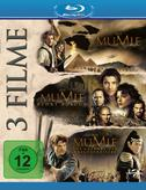 Die Mumie Trilogie (BLU-RAY) für 15,96 Euro