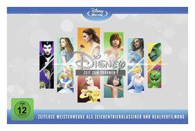 Disneys zeitlose Meisterwerke (Animation & Live Action) Limited Edition (BLU-RAY) für 75,96 Euro