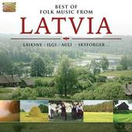 FOLK MUSIC FROM LATVIA, BEST OF (VARIOUS) für 20,46 Euro