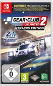 Gear.Club Unlimited 2: Tracks Edition (Nintendo Switch) für 48,96 Euro