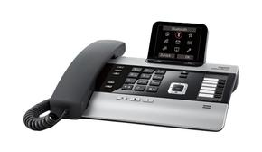 Gigaset DX800A all in one (VoiP/ISDN/analog) schnurgebundenes Telefon für 136,96 Euro