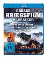 Große Kriegsfilm-Klassiker BLU-RAY Box (BLU-RAY) für 17,46 Euro