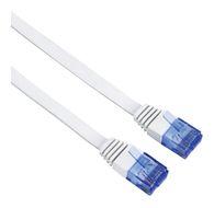 Hama 00053773 CAT-6-Netzwerkkabel UTP flach 5m für 18,46 Euro