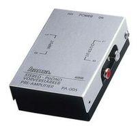 "Hama 00181400 Stereo-Phono-Vorverstärker ""PA 506"" mit Netzgerät 230V/50Hz für 50,96 Euro"
