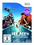 Ice Age 4: Voll verschoben (Nintendo WII) für 29,96 Euro