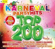 KARNEVAL PARTY HITS TOP 200 VOL.3 (VARIOUS) für 23,46 Euro