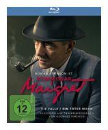 Kommissar Maigret - Staffel 1: Maigret: Die Falle/Ein toter Mann (BLU-RAY) für 17,96 Euro