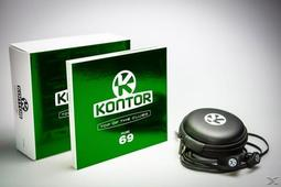 Kontor Top Of The Clubs Vol.69 (Limited Edition) (VARIOUS) für 24,46 Euro