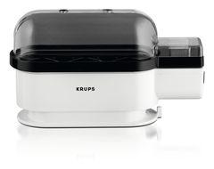 Krups F 234 70 Ovomat Trio Eierkocher für bis zu 3 Eier Wasserdosierer für 27,96 Euro