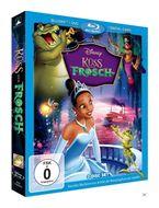 Küss den Frosch (BLU-RAY + DVD) für 30,96 Euro