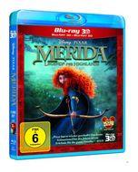 Merida - Legende der Highlands - 2 Disc Bluray (BLU-RAY 3D) für 23,96 Euro