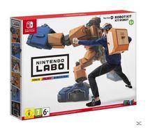 Nintendo Labo: Toy-Con 02 Robo-Set (Nintendo Switch) für 30,96 Euro