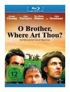 O Brother, Where Art Thou? - Eine Mississippi-Odyssee (BLU-RAY) für 17,46 Euro