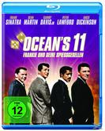 Ocean's 11 - Frankie und seine Spießgesellen (BLU-RAY) für 15,46 Euro