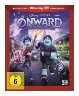 Onward - Keine halben Sachen (BLU-RAY 3D + BLU-RAY + DVD) für 23,96 Euro