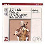 Bach: The 6 Cello Suites (1994) für 18,46 Euro