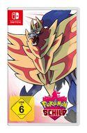 Pokémon Schild (Nintendo Switch) für 40,96 Euro