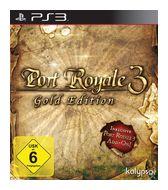 Port Royale 3 Gold (Playstation3) für 39,96 Euro