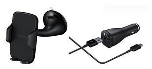 Samsung KFZ-Summerpack Micro USB (EE-V200 & EP-LN1915 Mirco-USB) für 15,96 Euro