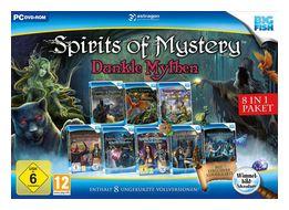 Spirits of Mystery: Dunkle Mythen 8 in 1 Paket (PC) für 16,96 Euro