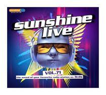 Sunshine Live 71 (VARIOUS) für 21,96 Euro