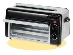Tefal TL6008 Toast n' Grill A12 Toaster 1300 W 2 Scheibe(n) für 97,46 Euro
