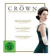 The Crown - Die komplette zweite Season (BLU-RAY) für 26,96 Euro