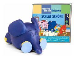 Tonies Hörfigur - Die Sendung mit dem Elefanten - Schlaf schön! (Tonies) für 17,96 Euro