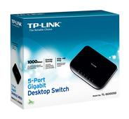 TP-LINK TL-SG1005D - 5-Port Gigabit Desktop Switch für 20,46 Euro