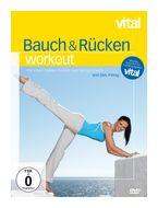 vital - Bauch & Rücken Workout (DVD) für 21,46 Euro