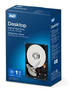 """Western digital Desktop Mainstream interne Festplatte 3,5"""" 1TB für 58,46 Euro"""