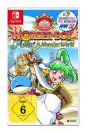 Wonder Boy: Asha in Monster World (Nintendo Switch) für 39,46 Euro