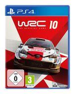 WRC 10 (PlayStation 4) für 44,96 Euro